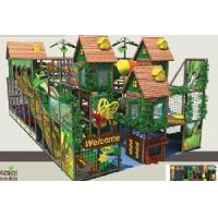 Buy cheap Indoor Playground (KQ9501A) product