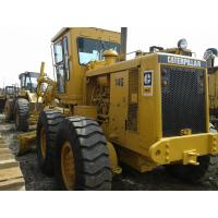 Buy cheap 1996 Year Used Caterpillar Motor Grader / CAT 14g Motor Grader180hp product