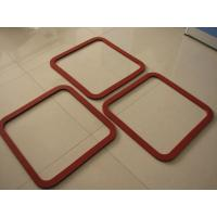 Buy cheap Hot Resistant Silicone Sponge Gasket , Silicone Foam Gasket ROHS / FCC / SGS product