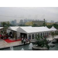 Buy cheap Large clear span wedding party tent aluminum structure product
