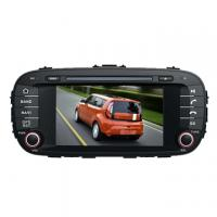 Buy cheap Kia Car Dvd Gps System Kia Soul Android DVD Navigation Central Entertainment product