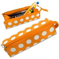 China hot sale fashion printed leather pencil case on sale
