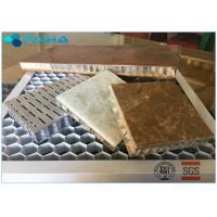 Buy cheap Thermal Insulation Aluminum Honeycomb Plate For Curtain Wall Core Board product