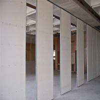 Buy cheap Economical Sliding Folding Operable Soundproof Partition Wall For Meeting Room from wholesalers