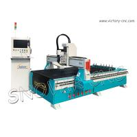 Buy cheap 1325/ automatic tool changer ATC / linear / wood working/ panel furniture /CNC router product