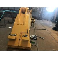 China 3 Section Construction Equipment Boom Customized Color Work With Ripper on sale