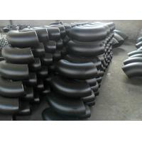Buy cheap ASTM A234 WP5 / WP9 But Weld Fittings , ELBOW  TEE  ASTM A234 WP11 / WP12 / WP22 / WP91 product