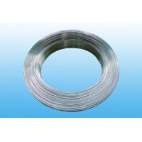 Buy cheap Low Carbon Evaporator Tube / Eletriced Steel Pipe 4.76 * 0.6mm from Wholesalers