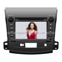 Buy cheap Android Car DVD player with GPS 3G Wifi for Mitsubishi Outlander product