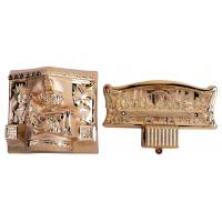 Funeral Casket Corner 9# B Competive Price And High Quality In Copper Color
