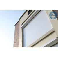 China White Motorized Window Rolling Shutter For Window Decorating on sale