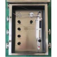 Buy cheap Stainless Steel Gas Sampling System / Gas Sampling Device ISO 14000 Certified from wholesalers