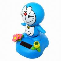 Buy cheap Solar Doll Toy, Scooter, Flower, Power Toy, Great for Promotional and Souvenir Purpose product