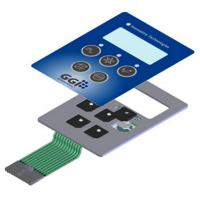 Buy cheap Metal Dome Membrane Push Button Switch Touch Screen Backlit Membrane Switch product