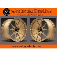 Buy cheap OEM Jaguar X-Type 18 Inch Alloy Wheels Forged Rims One Piece product