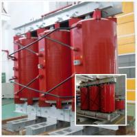 Buy cheap 20kV - 50kVA Cast Resin Dry Type Transformer , Pollution Free 3 Phase Transformer product
