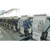 Buy cheap 12 Heads Multi Heads Mixed Flat And Sequin Embroidery Machine product