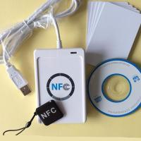 Buy cheap ACR122U-A9 NFC Reader Writer with SDK Kit For Felica &ISO14443A/B &ISO18092 Tags and Android OS product