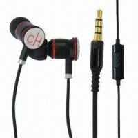 Buy cheap Low Price Best Wired Earphones with 20Hz-20kHz Frequency Response/3.5mm Stereo Plug/10mm Driver product