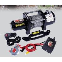 Buy cheap Auto Electric Winch 5000lb CE Winch from wholesalers