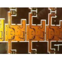 Buy cheap Flexible Circuit Board Assembly Polyimide Material Copper 5OZ Rohs Compliant from wholesalers