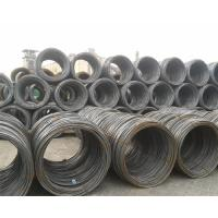 Buy cheap AWS EH14 Carbon Steel Welding Wire , 5.5MM / 6.5MM Hot Rolled Welding Wire Rod product
