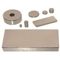 Buy cheap customized N48 block ndfeb magnetic magnet with high intrinsic coercive force product