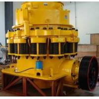 China High Performance Spring Cone Crusher , Cone Crusher Machine For Hard Ore / Rock on sale