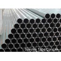 China 12mm stainless steel tube 316L Round Welded Stainless Steel Tube / Automatic Tubing 180 Grit Polished on sale