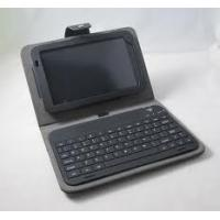 China Samsung Galaxy Tab Case with Bluetooth Keyboard and Stand on sale