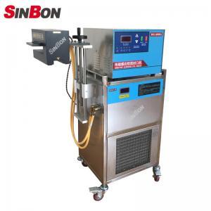 Buy cheap Automatic foil Induction cap sealer aluminium foil sealing machine for bottles product