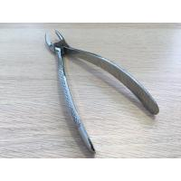 Buy cheap High Efficiency Dental Extraction Forceps Silver Color Toughest Build For Any Pressure product