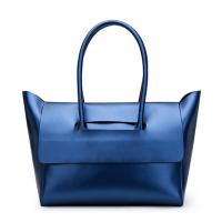Buy cheap Soft Leather Handbags Fashion Lady Tote Bag Simple Big Capacity Shoulder Bags product