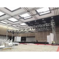Buy cheap Customized 12M*30M Aluminum Lighting Truss For Go Competition , Event , Peformance from Wholesalers