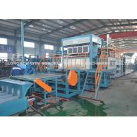 Buy cheap Low Consumption Egg Carton Machine / Pulp Egg Tray Molding Machine product