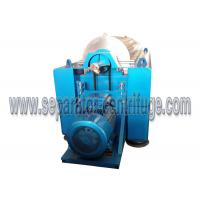 China Automatic Horizontal Decanter Centrifuges Sewage Treatment Equipment For Industry on sale