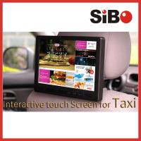 Taxi Android LCD AD Media Player