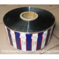 Buy cheap Food Grad Automatic Packaging Film In Rolls With Customized Design For Chips product