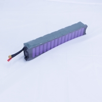 Buy cheap CC CV 36V 10Ah Lithium Ion Battery Deep Cycle For Electric Scooter from wholesalers