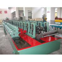 Buy cheap Automatic Pallet Rack Roll Forming Machine / Storage Metal Roll Forming Machine product