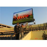 Buy cheap 1R1G1B P12.5 Sport Stadium Led Display Panel Led Digital Billboards product