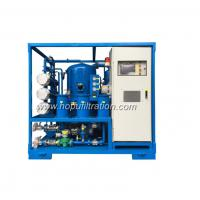 Buy cheap Hot sale Insulating Oil Treatment Equipment,Dielectric Vacuum Transformer Oil Recycling Machinery with Best Price China product