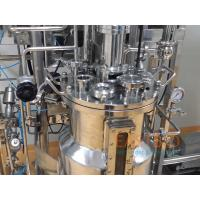 Quality Vaccine Biologicals In Situ Sterilizable Fermenter Lab Production Scale for sale