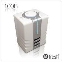 Buy cheap Portable Anion Air Purifier Mfresh 100b with High Efficient from wholesalers