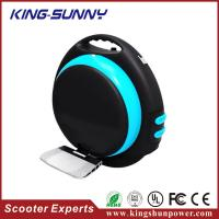 Buy cheap One Self-Balancing Wheel Unicycle Electric BikeScooter MINI self balance scooter product