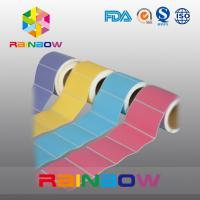China Heat Seal Printed Shrink Sleeve Labels /  PVC Shrink Plastic Lable Blowing For Bottle on sale