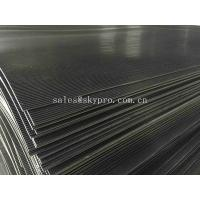 Buy cheap Black Anti Slip Fine Ribbed Rubber Flooring Mat Horses Stables Animal Rubber Sheets product