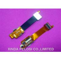 China OEM Smart Mobile Accessories Cell Phone Flex Cable For Alcatel White Black on sale