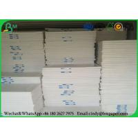 Office Using Woodfree Uncoated Mechanical Paper In Roll / Ream Size Customized
