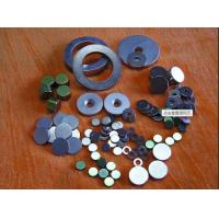 Self-Adhesive permanent magnets